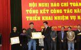 Loạt bài chôn chất thải Formosa đạt giải A Báo chí Trần Phú