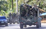 Philippines dồn lực giải cứu con tin, đánh bật phiến quân IS
