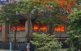 Cháy lớn tại Công ty cổ phần cáp điện và hệ thống Ls-Vina