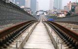 Đường ray tuyến Cát Linh - Hà Đông gỉ sét, có vết nứt: Ban quản lý dự án nói gì?
