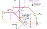 """Đường sắt Cát Linh- Hà Đông dừng trưng bày bản đồ """"mượn"""" trên mạng"""