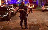 Mô phỏng vụ đâm xe, chém chết 7 người ở cầu London
