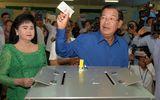 Đảng Thủ tướng Hun Sen thắng áp đảo trong bầu cử xã, phường Campuchia