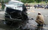 Nguyên nhân ban đầu vụ tai nạn giao thông khiến 9 người bị thương