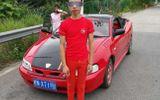 """Trung Quốc: 2 """"dân chơi nhí"""" lấy ô tô chở bạn gái đi hóng gió và cái kết đắng"""