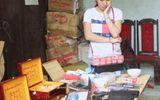 Cô gái trẻ buôn bán thiết bị phục vụ cho việc cờ bạc bịp