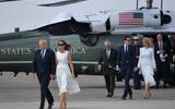 Trung Quốc mời vợ chồng con gái Tổng thống Trump thăm Bắc Kinh