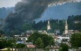 Phiến quân tấn công trường học Philippines, bắt cóc con tin