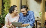 Vợ chồng nghệ sĩ Lan Hương & Đỗ Kỷ: Cuộc hôn nhân 30 năm gói gọn trong hai chữ Bình yên