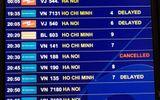 Để chậm, hủy chuyến bay tăng mạnh, 3 hãng hàng không bị nhắc nhở