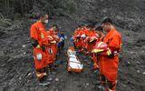 Nỗi đau khôn tả của người dân tại vùng lở đất ở Tứ Xuyên
