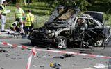 Đại tá tình báo Ukraine thiệt mạng vì bị ám sát bằng bom xe