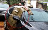 Truy tìm thanh niên đập kính ô tô Lexus, trộm bọc tiền 5 tỷ đồng giữa ban ngày