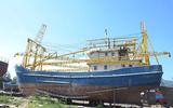 Tàu vỏ thép 17 tỷ vừa xuống nước đã hỏng, một ngư dân khởi kiện doanh nghiệp