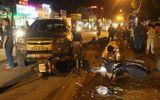 Nghi án tài xế mặc sắc phục cảnh sát gây tai nạn liên hoàn ở Sài Gòn