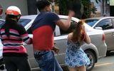 Tạm giữ nam thanh niên đập mũ bảo hiểm vào đầu cô gái sau va chạm giao thông