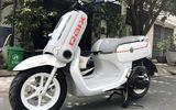 """Xe tay ga kiểu dáng """"độc, lạ"""" của Yamaha xuất hiện tại Việt Nam"""
