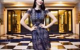 Sau Rihanna, tới lượt Hoa hậu Hoàn Vũ 2005 chọn trang phục của NTK Việt