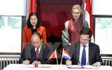 Tuyên bố chung giữa Chính phủ Việt Nam và Chính phủ Vương quốc Hà Lan
