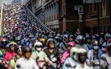 24h qua ảnh: Bức ảnh đáng sợ về giao thông bằng xe máy ở Đài Loan