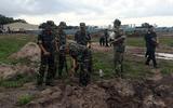 Tìm mộ tập thể ở Tân Sơn Nhất: Phát hiện nhiều nón tai bèo, dép râu