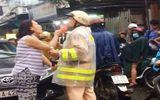 Tình tiết bất ngờ vụ nữ tài xế chửi bới, lăng mạ CSGT khi bị nhắc chạy sai làn