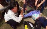 Hà Nội: Nghi bắt cóc trẻ con, 2 người phụ nữ bị đánh tới ngất xỉu