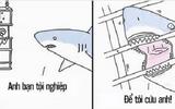 Loạt ảnh lột tả suy nghĩ của động vật khiến bạn cười nghiêng ngả