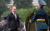 Tổng thống Putin tiết lộ lý do đội mưa viếng mộ liệt sĩ vô danh