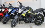 Mẫu nakedbike mới của Honda về Việt Nam giá hơn 70 triệu đồng