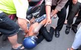Trinh sát đặc nhiệm cùng CSGT truy đuổi cướp như phim hành động