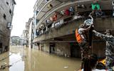 Sạt lở đất ở Trung Quốc, 7 công dân Việt Nam thiệt mạng