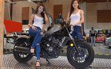 Honda Rebel 500 phân khối giá hơn 150 triệu đồng