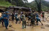 34 người chết, mất tích do mưa lũ ở các tỉnh miền núi phía Bắc