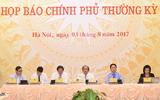 Nội dung họp báo Chính phủ thường kỳ tháng 7/2017