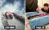 """Sự thật đằng sau những bức ảnh giông bão qua """"tiết lộ"""" của nhiếp ảnh gia"""
