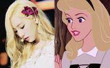 Khi các nữ thần SNSD hóa thân thành công chúa Disney