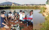 Bắt quả tang 18 con bạc đang say sưa sát phạt tại hồ cá