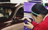 Dòng tin nhắn của cô con gái 10 tuổi khi thấy bố ôm nhân tình trên xe