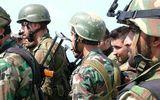 Quân đội Syria tấn công IS, giải phóng khu vực trọng yếu ở tỉnh Sweida