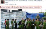 """Truy người phao tin """"thảm sát 8 người ở Nam Định"""""""