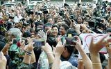 Thái Lan: 2.550 cảnh sát bảo vệ phiên tòa xử cựu Thủ tướng Yingluck