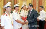 Chủ tịch nước Trần Đại Quang: Tăng cường đảm bảo an ninh mạng