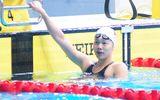 """Ánh Viên hụt """"mục tiêu vàng"""", bị loại ngay vòng loại 100m bơi bướm"""