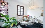 Phát cuồng với căn Studio phóng khoáng như resort trên phố Hàng Khay