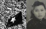 Người phụ nữ kéo quốc kỳ ngày 2/9/1945 và những kỷ niệm khó phai