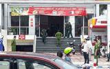 Trích xuất camera, điều tra vụ cướp ngân hàng táo tợn ở Đồng Nai