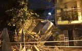 TP HCM: Nhà 3 tầng đổ sập giữa đêm