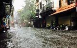Dự báo thời tiết ngày 8/9: Bão số 9 suy yếu, Hà Nội mưa rào cả ngày