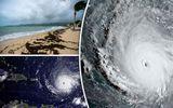 Siêu bão Irma lớn bằng cả nước Pháp đang tiến về phía Mỹ